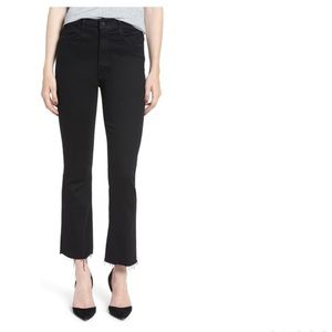 {Mother} The Hustler Ankle Fray Jeans Size 31 NWT